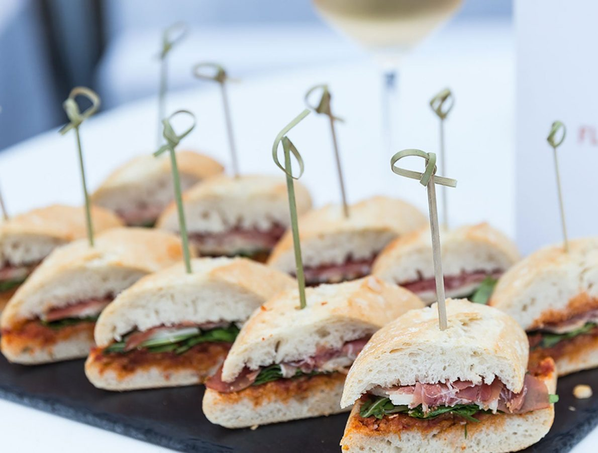 Catering Frankfurt Fingerfood ~ FLOW® THE KITCHEN Catering Beispiele