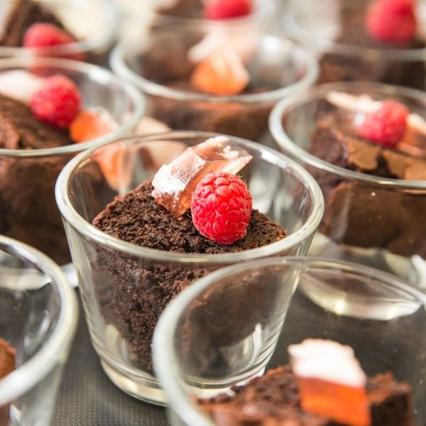 Partyservice: Chocolate Fudge ~ FLOW THE KITCHEN
