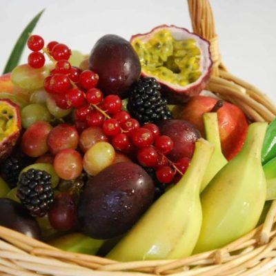 Vegetarisches Catering. Saisonale und regionale Produkte