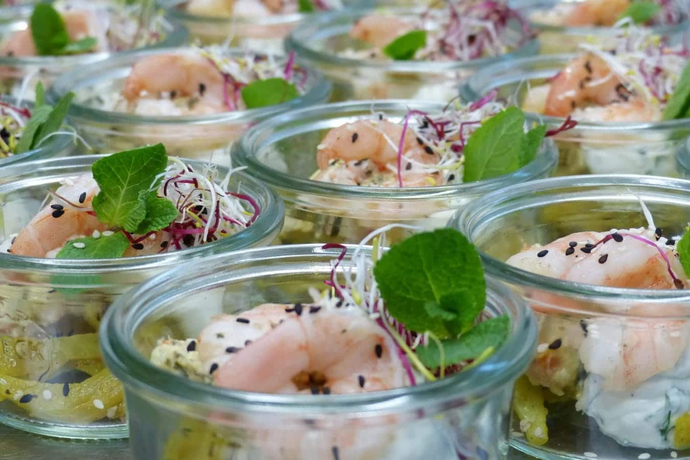 Fingerfood Catering Frankfurt. Catering Beispiele