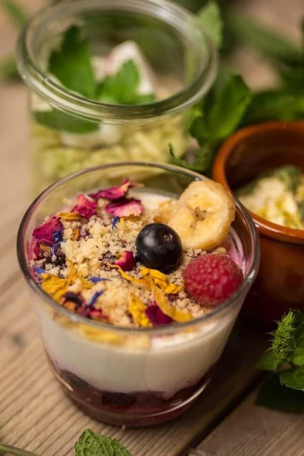 Dessert FLOW® THE KITCHEN · Eventcatering aus Frankfurt/M Catering Beispiele