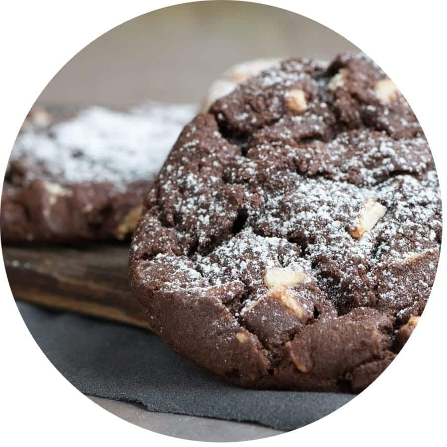 cookie Double Chocolate Cookie