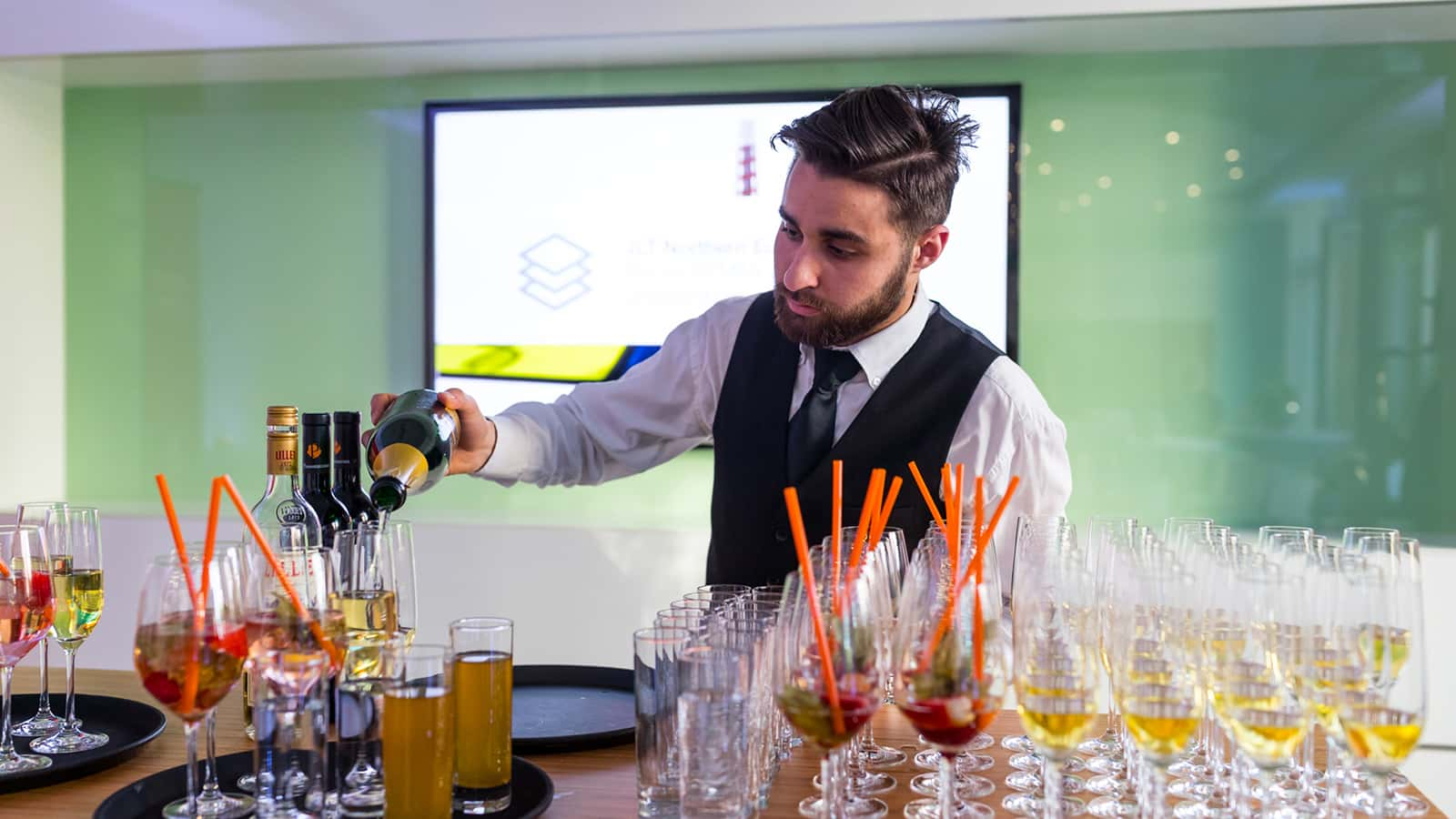 Catering Frankfurt. Catering Service | FLOW THE KITCHEN