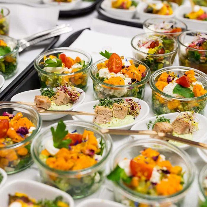 IAA Catering. Int. Automobil Ausstellung in Frankfurt am Main