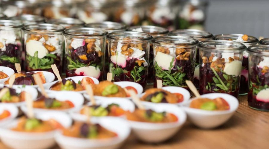 Catering Frankfurt. Business Catering Frankfurt