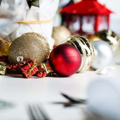 Weihnachten: Catering zur Weihnachtsfeier