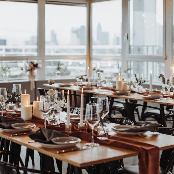 Hochzeitsesssen Catering