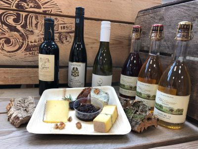 Wine and Cheese Tasting Box Genussmomente mit Ihrem Team
