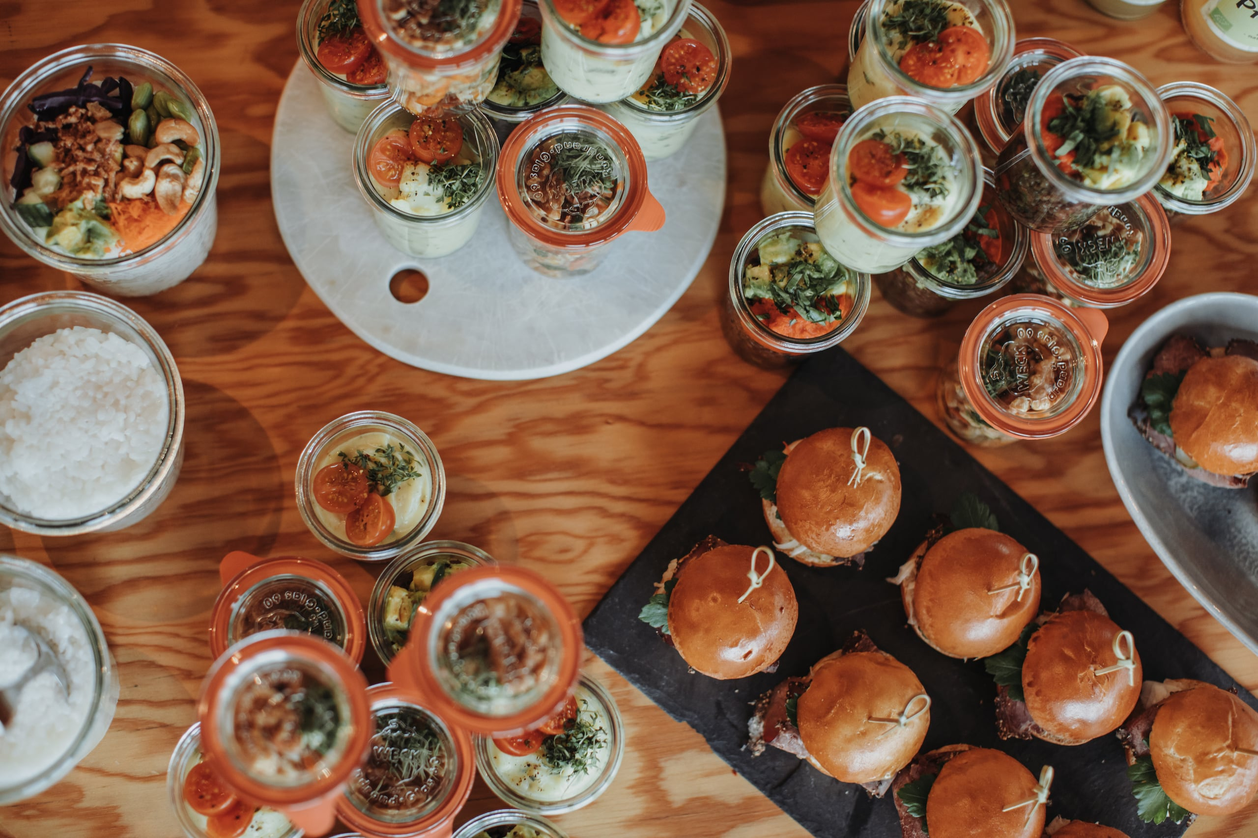 Catering: Digitale Events - EventBox Catering