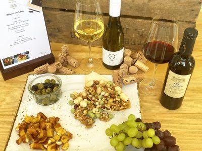 Wine o' clock Box Serviervorschlag